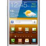 Samsung Galaxy S II en color blanco ya con Telcel