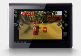 Sony Tablet S Playstation
