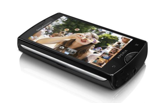 Sony Ericsson Xperia mini ya en Telcel