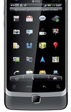 YES MPY21 con Android 2.2 y TV gratis