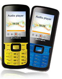Zonda Colors ZMAX500 con doble SIM ya en México
