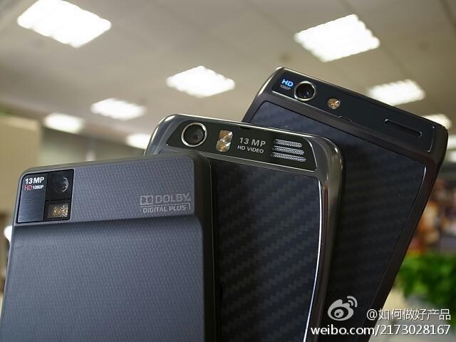 Motorola DROID RAZR cámara 13 mpx y pantalla HD