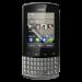 Nokia Asha 303 grafito, gris