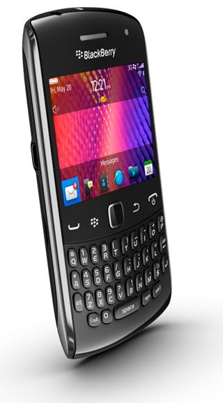 BlackBerry Curve 9360 presentado en México