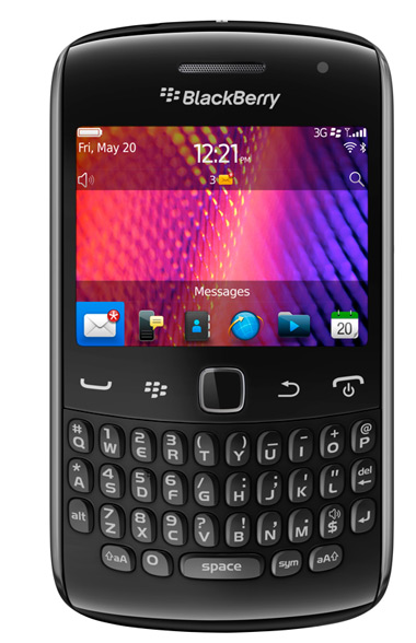 BlackBerry Curve 9360 Iusacell