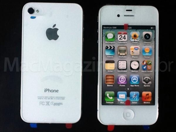 El iPhone 4 hecho en Brasil