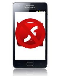 Flash Player para móviles cancelado