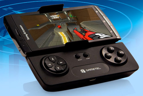 Gametel el gamepad para dispositivos Android