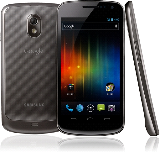 Google Galaxy Nexus
