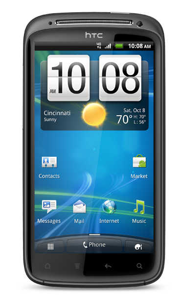 HTC Sensation Iusacell