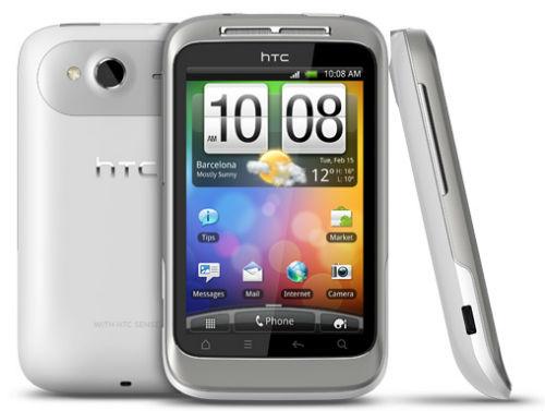 HTC Wildfire S en México