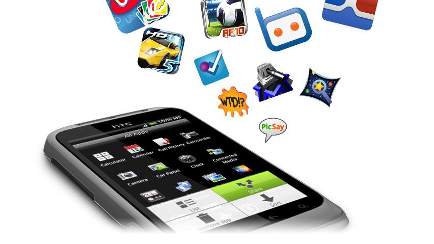 HTC Wildfire S México con Iusacell
