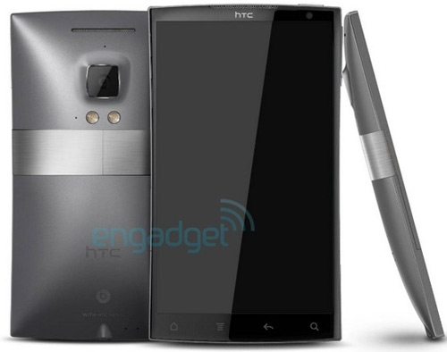 HTC Zeta con procesador de 2.5 GHz primer imagen filtrada