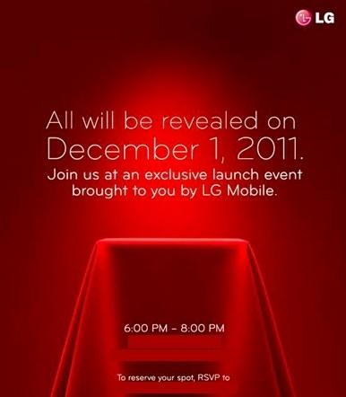 LG presentará Nitro HD con 1.5GHz en procesador y Android Ice Cream Sandwich