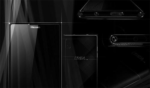 LG Prada K2 con Android