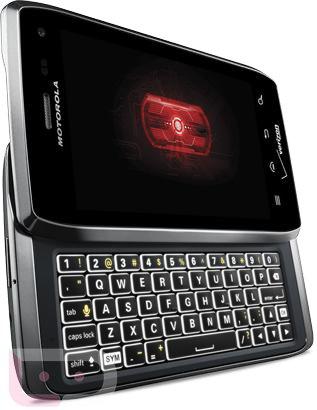 Motorola Droid 4 es un RAZR con teclado QWERTY