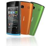 Nokia 500 con cubiertas intercambiables gratis ya en México con Telcel