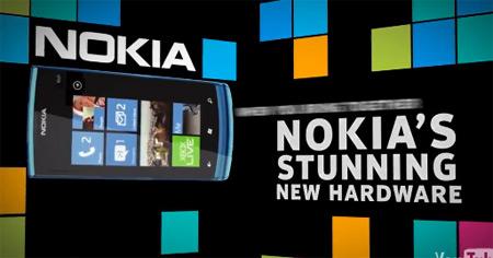 Nokia 900 con Windows Phone aparece en video