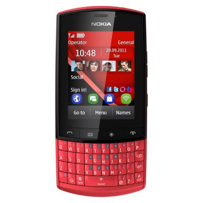 Nokia Asha 303 Touch y QWERTY pronto en México
