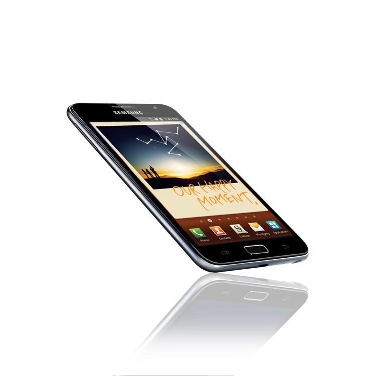 Samsung Galaxy Note pronto en México