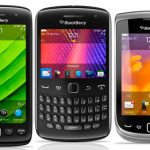 BlackBerry Curve 9360 , Torch 9860 y Torch 9810 ya en Telcel y Movistar