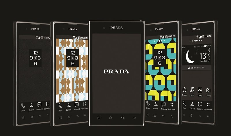 LG Prada 3.0 Android