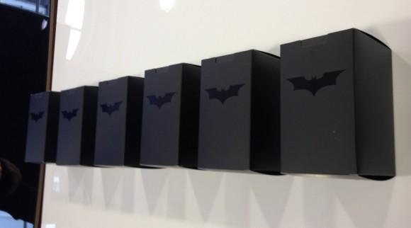 Lumia 800 Batman Dark Knight Rises