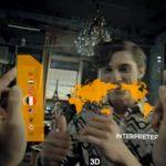 Samsung presenta su pantalla AMOLED transparente y flexible