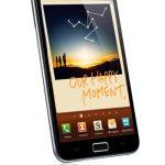 Samsung Galaxy Note ya en México con Telcel