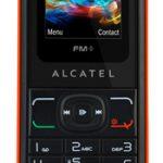 Alcatel OT-306 un básico ya en México con Telcel