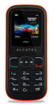 Alcatel OT-306 en México