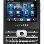 Alcatel OT-819 ya en México con Iusacell