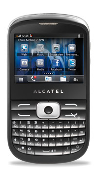 Alcatel OT-819 Unefon México