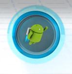 Android volando