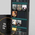 Smartphone con BlackBerry 10 filtrado