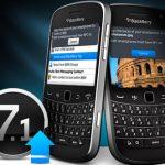 BlackBerry OS 7.1 llega con llamadas sobre WiFi y Hotspot