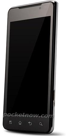 LG CX2 Optimus 3D 2