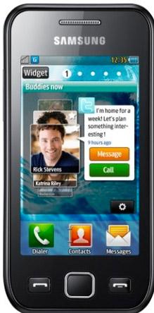 Samsung Wave Bada OS