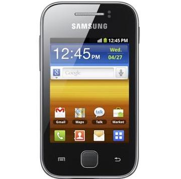 Samsung Galaxy Y en México