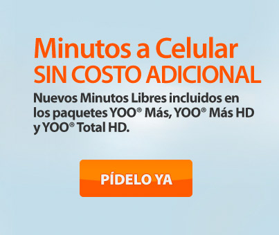 Cablevisión con minutos a celular gratis en nuevo paquete