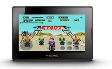 Sega Genesis emulador llega a PlayBook