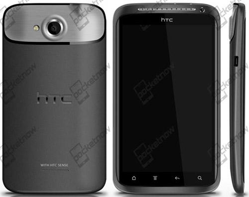 HTC One X quad-core 1.5 GHz