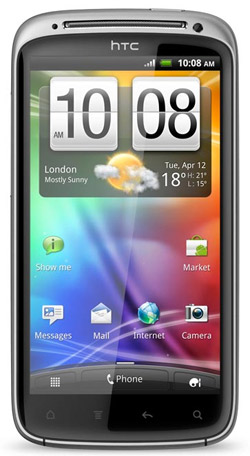 HTC Sensation blanco Android 4.0