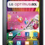 LG Optimus Sol con Android 2.3 ya en México con Telcel