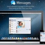Mac OS X Mountain Lion con mensajes ilimitados gratis a iPhone, iPad, iPod