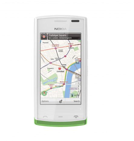 Nokia 500 blanco
