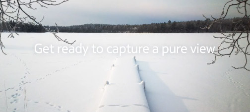 Nokia video Pure view