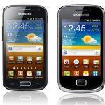 Samsung anuncia el Galaxy Ace 2 y Galaxy Mini 2