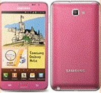 Samsung Galaxy Note Rosa