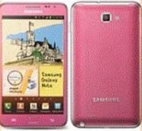 Samsung Galaxy Note Rosa